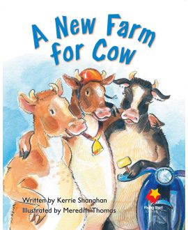 A New Farm for Cow