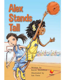 Alex Stands Tall