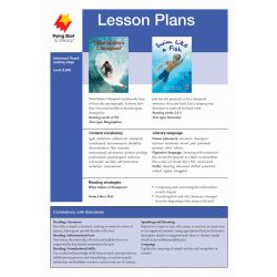 Lesson Plan - What Makes a Champion? / Swim Like a Fish