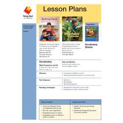 Lesson Plan - Making Soup |The Vegetable Garden LP