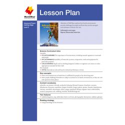 Lesson Plan - Adventures in Wild Places