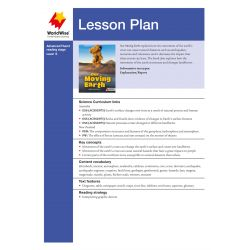 Lesson Plan - Our Moving Earth