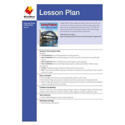 Lesson Plan - Solving Problems: Dams, Bridges, and Canals