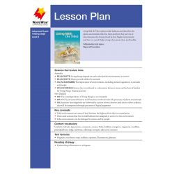 Lesson Plan - Living With the Tides