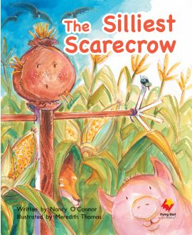 The Silliest Scarecrow