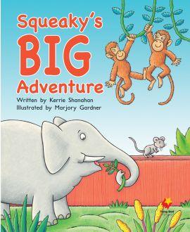 Squeaky's Big Adventure