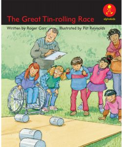 The Great Tin-rolling Race